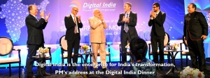 PM Modi Calls Foreign Investments; While Corrupt Judicial System SCARES